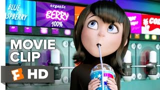 Hotel Transylvania 2 Movie CLIP  Convenience Store (2015)  Selena Gomez Animated Movie HD
