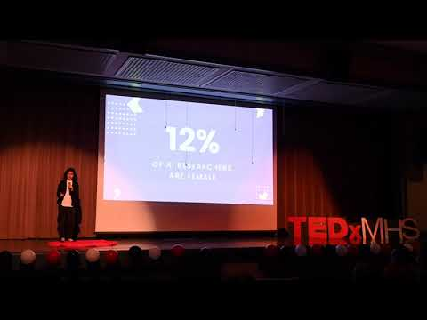 Why We Need Representation In Artificial Intelligence | Sashrika Pandey | TEDxMilpitasHighSchool