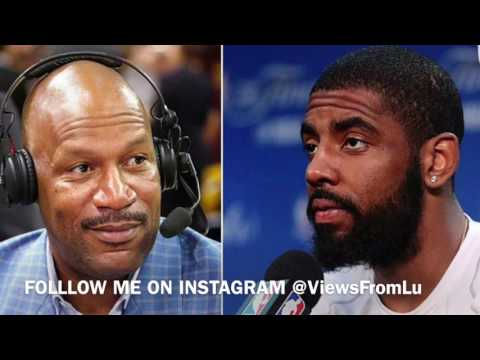 Ron Harper On Kyrie Irvings Situation