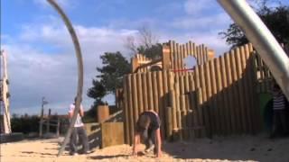 Playground Flip FAIL