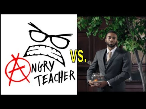 """Angry Teacher vs Prince EA """"I just sued the school system"""""""