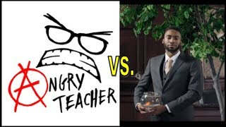 "Angry Teacher vs Prince EA ""I just sued the school system"""