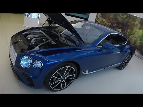 THE NEW 2019 BENTLEY CONTINENTAL GT [FIRST LOOK!]