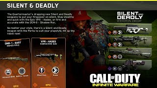 Whats up guys! Yesterday Infinite Warfare added in 9 new variants. ...