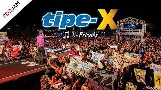 X-Friends Yang Hadir BANYAK! Ada Yang Gak Keabsen Anto Tipe-X? [PROJAM - JAKARTA 26 Agustus 2017]