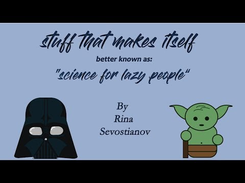Breakthrough Junior Challenge 2017, Self-Assembly - Science For Lazy People, Rina Sevostianov