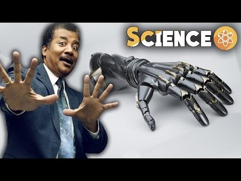 Neil deGrasse Tyson Documentary - Bionic Revolution - Birds Help - Danger Lights. Nova Science NOW
