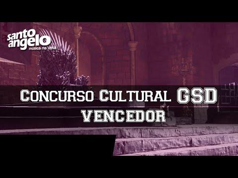 [CONCURSOS] RESULTADO - Concurso Cultural SANTO ANGELO GSD