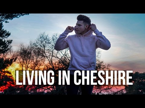 A TASTE OF LIVING IN CHESHIRE
