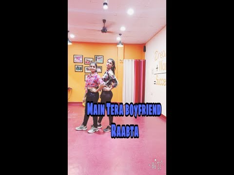 MAIN TERA BOYFRIEND TU MERI GIRLFRIEND | RAABTA | DANCE COVER | CHOREOGRAPHY BY SHALU |