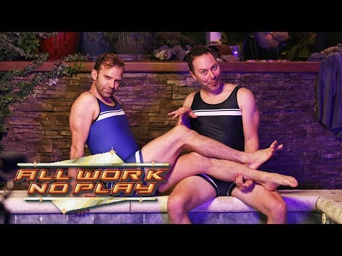 All Work No Play: Hot Tub Spectacular