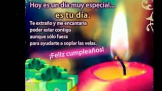 """HAPPY BIRTHDAY"" TNKOTB -≧◠‿◠≦✌ en ingles y español."
