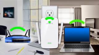 Linksys RE6400 WiFi Range Extender | instant TECH Support here 1-844-748-5637
