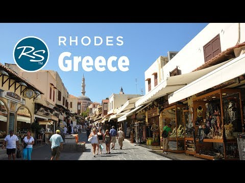 Rhodes, Greece: Old Town - Rick Steves' Europe Travel Guide - Travel Bite