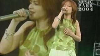 20040327 中澤裕子「長良川の晴れ」 at EXPO MUSIC PARK 2004.
