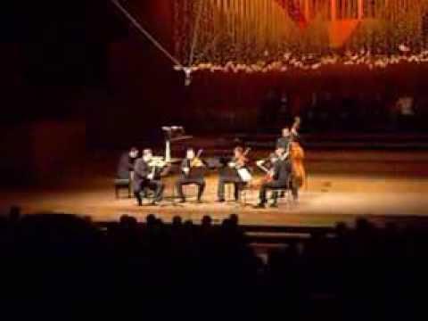The Philharmonics live in Zagreb: Astor Piazzolla- Oblivion
