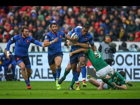 Second Half Highlights - France 10-9 Ireland | RBS 6 Nations