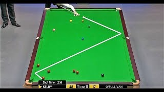 Selby V  O'Sullivan FINAL Fr23 2014 World Champ [HD1080p]