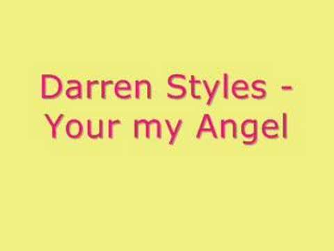 Darren Styles  Your My Angel