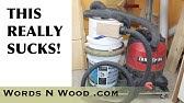 Easy Shop Vac Fix for noisy bearings (WnW #43) - YouTube Shop Vac Model Qpmh Wiring Diagram on