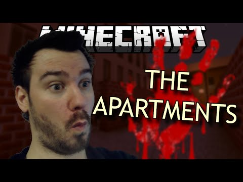 Minecraft: THE APARTMENTS! - Horror Map!