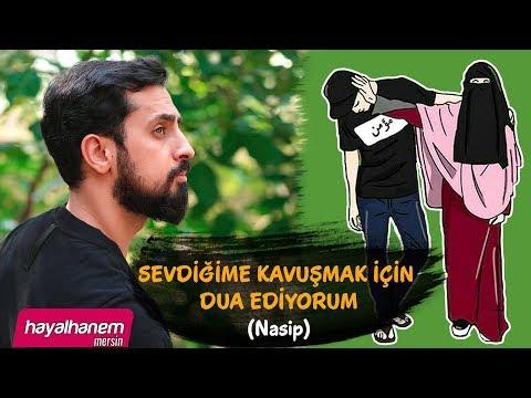 SEVDİĞİME KAVUŞMAK İÇİN DUA EDİYORUM (Nasip) - Mehmet Yıldız