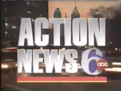 6abc Action News Intro March 1, 2000