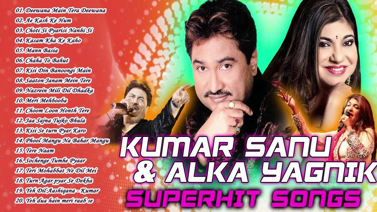 Top 20 Of Alka& Kumar Hits songs - Bollywood Songs 2021 - Hindi Songs 2021 January