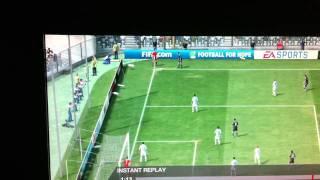 FIFA 11 WTF Moment!