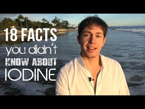 Видео Will iodine help to make breasts bigger