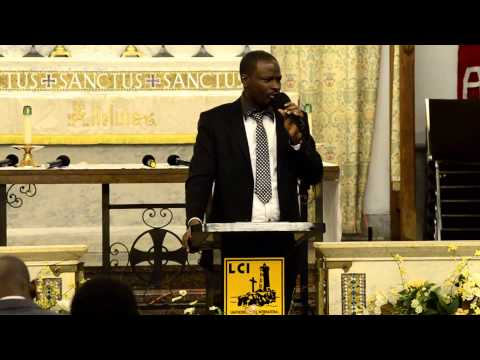 20131103 Msg by Bro Emml Attoh