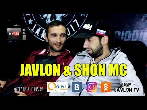 Имруз News #18   Shon MC Да студияи UGP (UGP Javlon) 2017