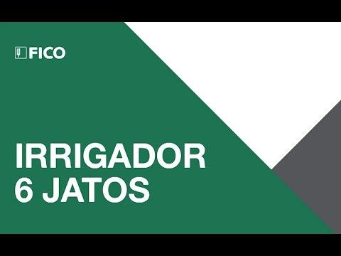 IRRIGADOR 6 JATOS FICO