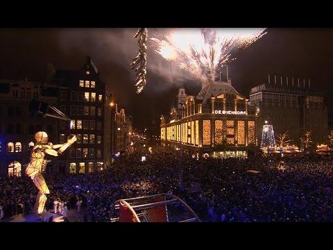 Turn on the Lights 2014 Amsterdam - de Bijenkorf