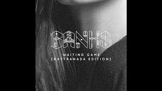 banks   waiting game kaytranada edition   official hq audio