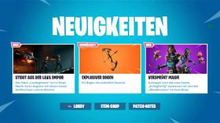 Fortnite Shop 1.04.19 | Lace and Paradox Skins! | Explosive bow announced