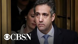 FBI documents show Michael Cohen investigation started in 2017