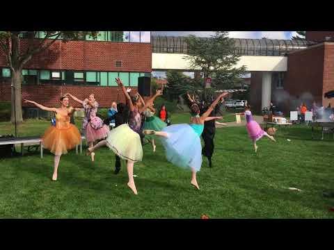 Leggz Ltd Dance performs Night On Bald Mountain Oct 28, 2017