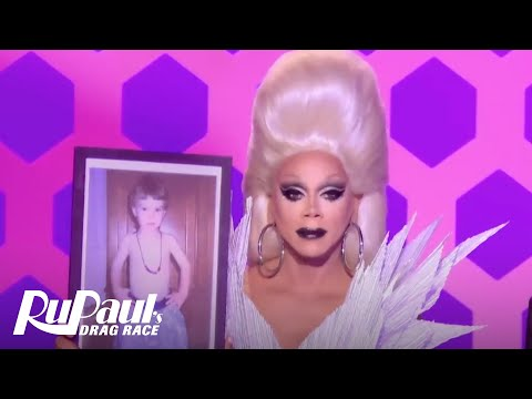 Drag Race Finalists Address Their Younger Selves (Compilation) | RuPaul's Drag Race