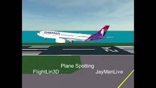 Roblox - Plane Spotting 2017