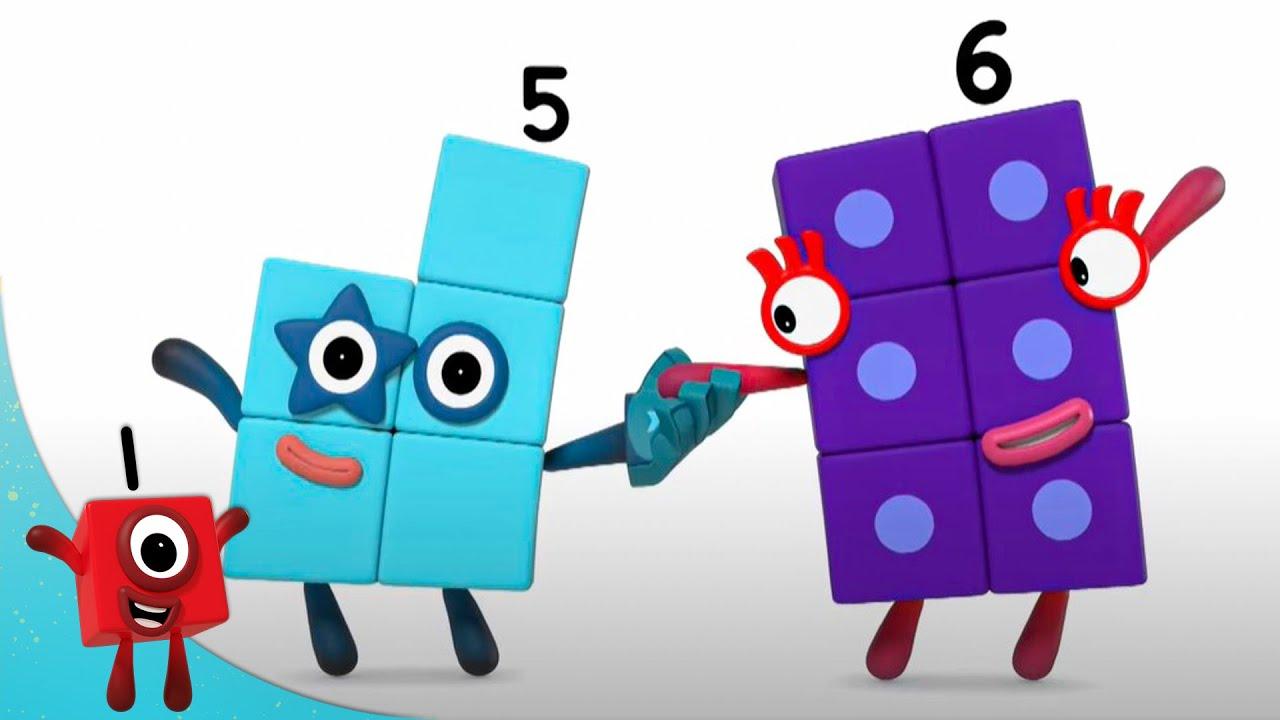 Numberblocks - Peekaboo | Learn to Count | Learning Blocks