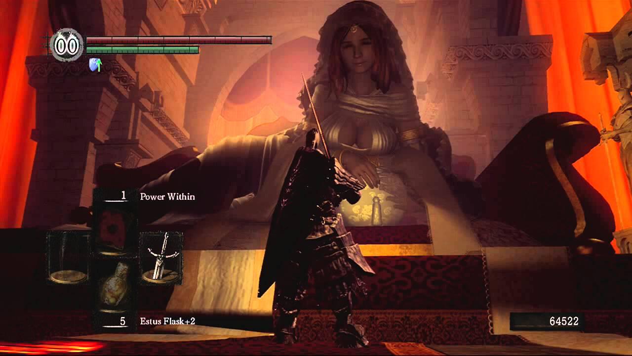 Dark Souls Great Chest Ahead