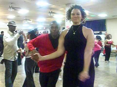 Dfw Swing Dance Alvis Swinging The Night Away Youtube