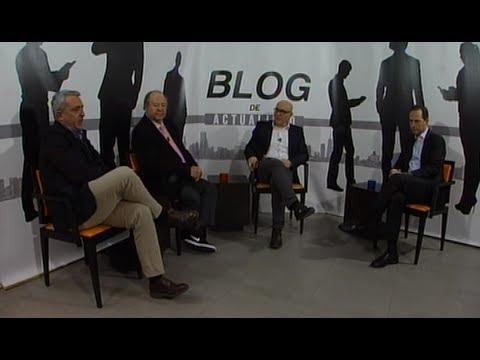 Programa BLOG DE ACTUALIDAD - Debate político de actualidad local 13 de febrero