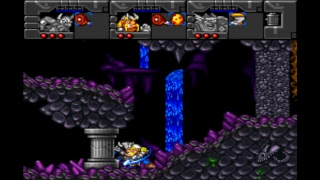 Norse by Norse West: The Return of the Lost Vikings Snes