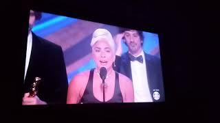 Lady Gaga ganha o Oscar de melhor Canção Original