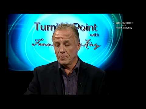 Turning Point with Frank Mackay  comedian Jackie Martling formerly of Howard Stern