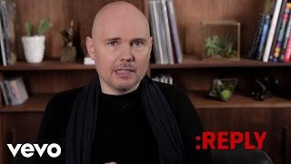 Billy Corgan - ASK:REPLY