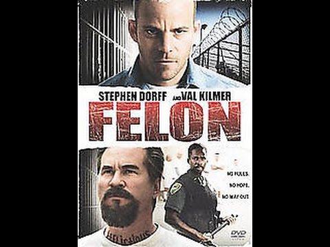 Opening To Felon 2008 DVD