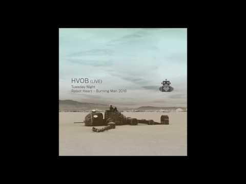 HVOB –Burning Man 2016 –Robot Heart